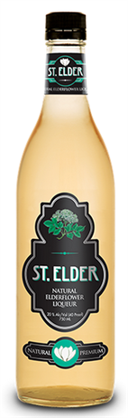 St Elder Liqueur Natural Elderflower